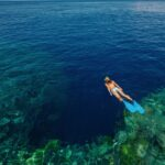 bigstock Young lady snorkeling over the 91912124 | Stay at Home Mum.com.au