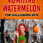 How to Make a Vomiting Watermelon for Halloween 2019 | Stay at Home Mum.com.au