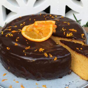 Chocolate Orange Jaffa Cake