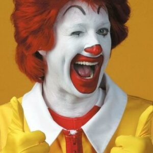 Totally Inappropriate Uses of Ronald McDonald