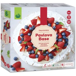 4 Epic Ways To Dress A Pavlova Base | Stay At Home Mum