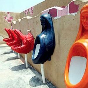 The World's Wackiest Toilets