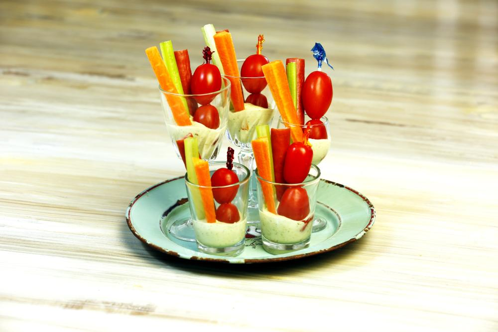 Salami Stick Shooter Glass Dip | Stay at Home Mum