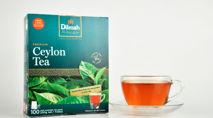 Win Dilmah Tea For a Year!!!