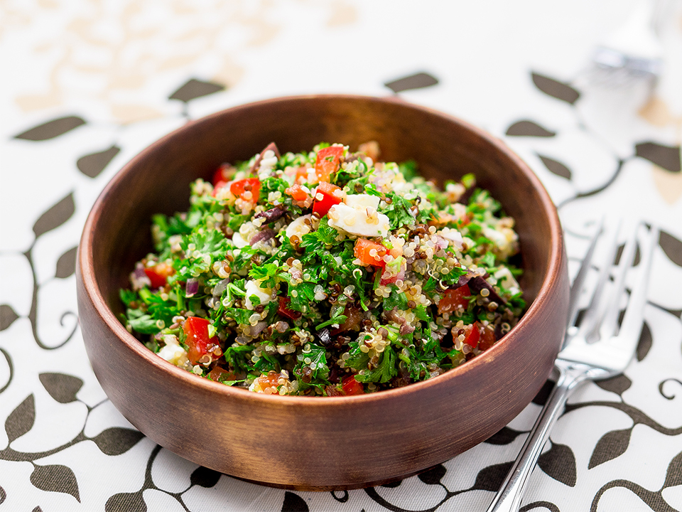 How to Make Traditional Tabbouleh