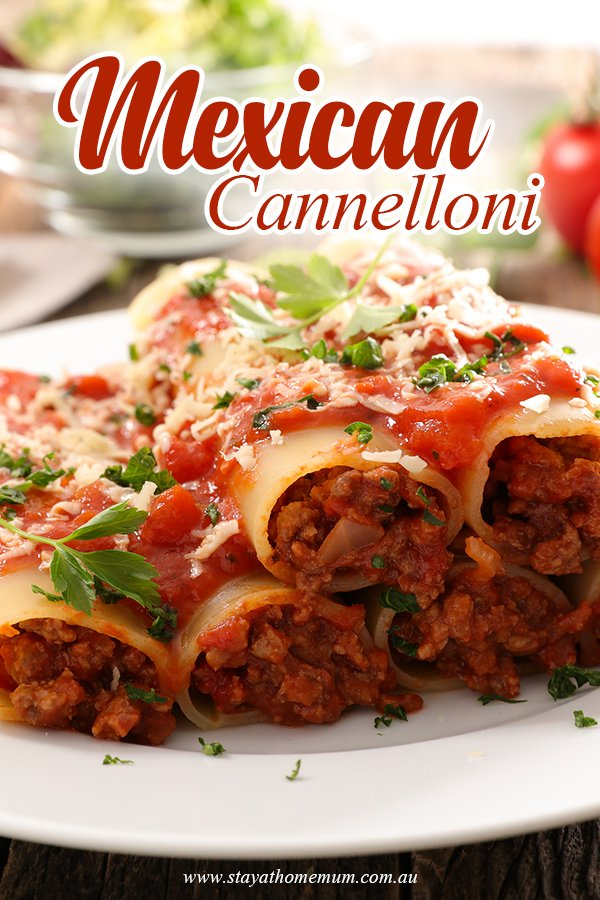 Mexican Cannelloni