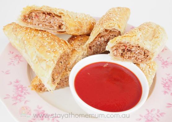 Vegetarian Sausage Rolls11 | Stay at Home Mum.com.au