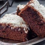 Chocolate Coconut Rough Slice 1 1 | Stay at Home Mum.com.au