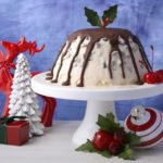 Christmas Ice Cream Plum Pudding | Stay at Home Mum