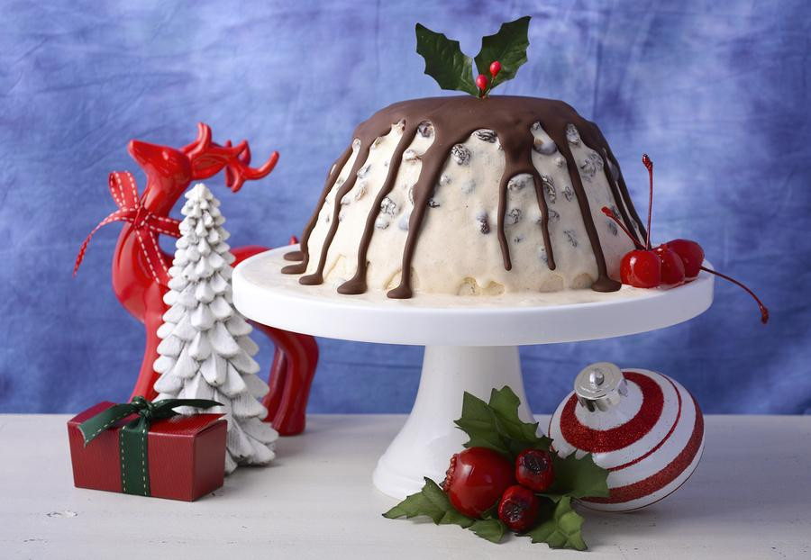 Christmas Ice Cream Cake Ideas