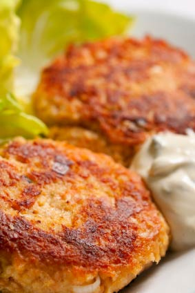 Salmon Patties | Stay at Home Mum