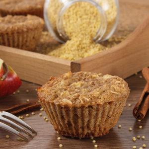 Apple and Cinnamon Muffins