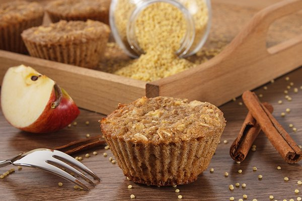 Apple and Cinnamon Muffins | Stay at Home Mum
