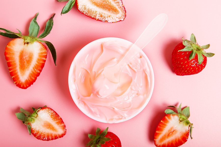 Make an Easy Strawberry Face Mask for Pimples and Acne