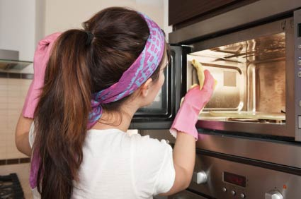 How to Clean Your Microwave | Stay at Home Mum