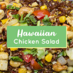 Hawaiian Chicken Salad | Stay at Home Mum.com.au