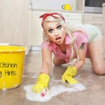 Tricky Kitchen Cleaning Hints