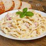 Pasta Carbonara | Stay at Home Mum