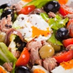 bigstock French Nicoise salad with eggs 310811545 | Stay at Home Mum.com.au