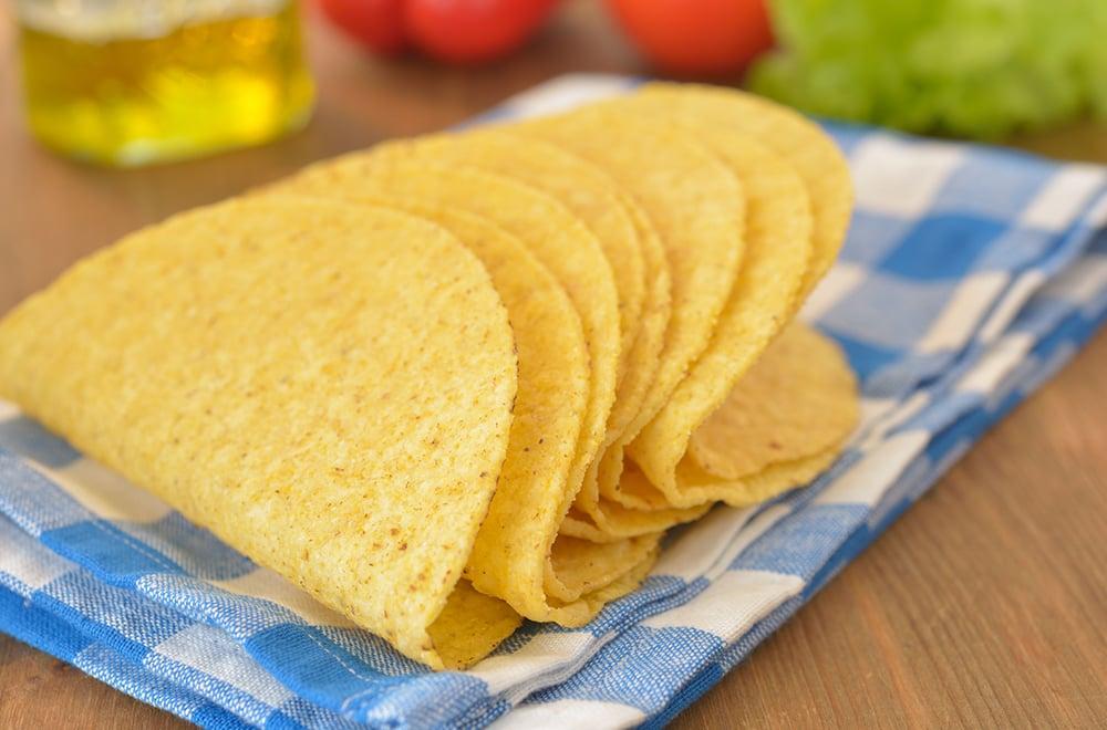 How to Make Taco Shells