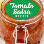 Tomato Salsa Recipe | Stay at Home Mum.com.au