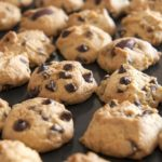 Chocolate Chip and Chickpea Cookies   Stay at Home Mum