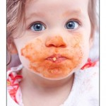 baby food on face1   Stay at Home Mum.com.au