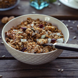 How to Make Your Own Breakfast Muesli Mix at Home