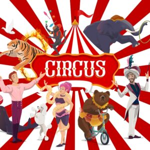 How to Hold a Circus Themed Birthday Party