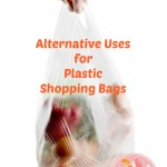 Alternative Uses For Plastic Shopping Bags