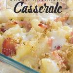 Bacon Macaroni Casserole 1 | Stay at Home Mum.com.au
