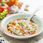 Quick Minestrone Soup | Stay at Home Mum