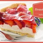 Strawberry Chiffon Pie | Stay at Home Mum.com.au