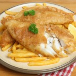 Homemade Fish and Chips | Stay at Home Mum