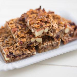 Raw Snack Bars