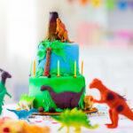 Hold a Dinosaur Themed Birthday Party