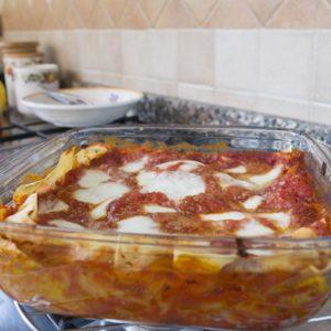Gassy Lasagne