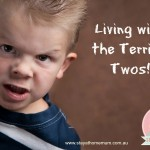Terrible Twos | Stay at Home Mum.com.au