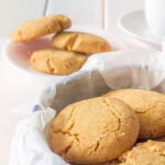 Traditional Gingernut Biscuits   Stay at Home Mum