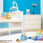 Decorating the Nursery on a Budget1 | Stay at Home Mum.com.au