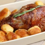 Roast Lamb Dinner for Six   Stay at Home Mum