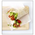 Sweet Cajun Chicken Wrap1 | Stay at Home Mum.com.au