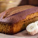Dairy Free Banana Bread | Stay at Home Mum
