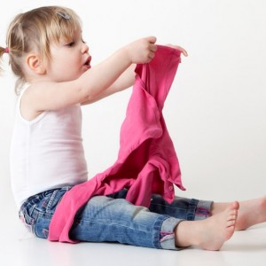 5 Ways to Teach Your Child to Dress Themselves