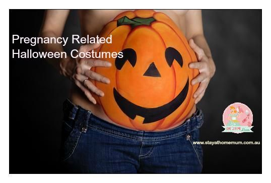 Pregnancy Related Halloween Costumes