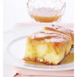 Coconut cake caramel sauce1 | Stay at Home Mum.com.au