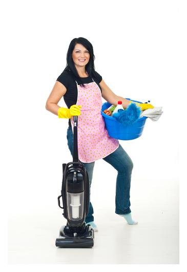 a House Cleaner | Stay at Home Mum
