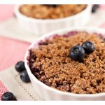 Gluten Free Fruit Crumble | Stay at Home Mum