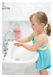 girl washing hands11   Stay at Home Mum.com.au