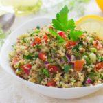 quinoa tabbouleh   Stay at Home Mum